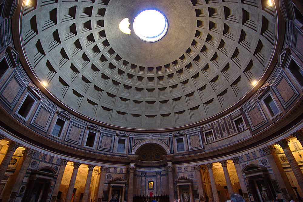 pantheon-rome-dome-interior