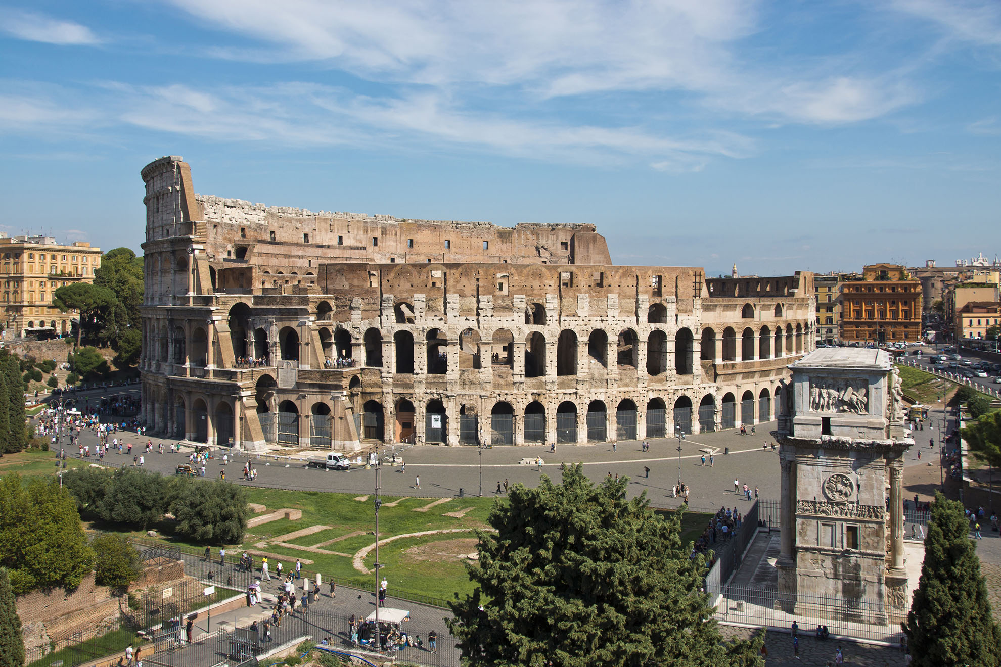 Colosseo and Ancient Rome