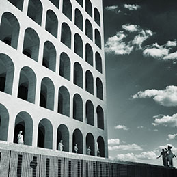 MODERN & CONTEMPORARY ARCHITECTURE IN ROME