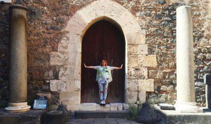 Valentina Di Pietro in Sicily